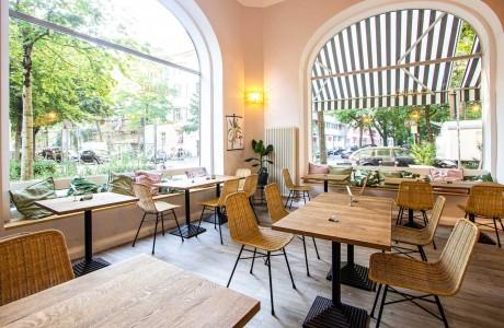 Ott Ladenbau - Cafe Dankl München
