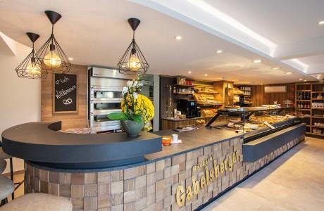Bäckerei Gabelsberger – Attenkirchen - Verkaufstheke