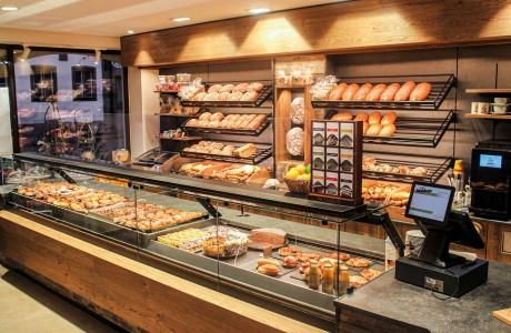 Bäckerei Gabelsberger - Nandlstadt - Verkaufstheke