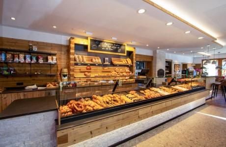 Ott Ladenbau - Bäckerei Ellmaier Unken - Theke 3
