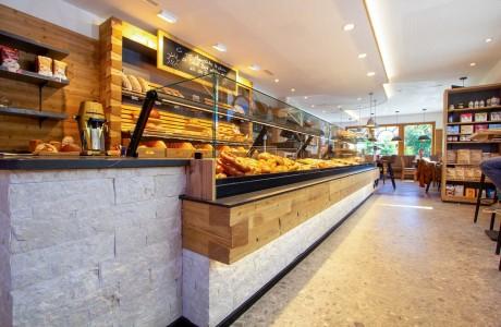 Ott Ladenbau - Bäckerei Ellmaier Unken - Theke 2