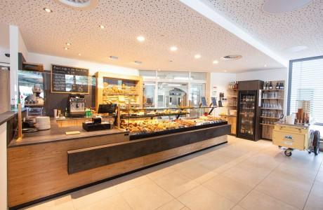 Stiftung Ecksberg Cafe und Backstube - Theke