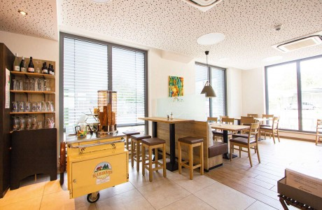 Stiftung Ecksberg Cafe